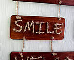 Панно стрінг-арт «Welcome» : rustic & country style / String Art, фото 5