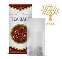 Фильтр пакеты для чая и травяных смесей (Фильтр-пакеты 100шт. в упаковке) ЭКО.