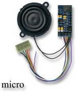 Декодер звуковой Modelldepo SoundGT2.1 micro 8-pin NEM 652
