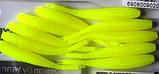 Съедобка Пиявка (Leech), силиконовая приманка, TBR-009, цвет 006, 10шт., фото 5