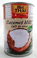 Кокосовое молоко 55% LIGHT Real Thai 400 мл, фото 1