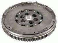 Демпфер сцепления на VW Crafter 2.5 Tdi (120kw) 2006 — Luk (Германия) — 415033610