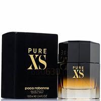 Парфюм мужской  Paco Rabanne Pure XS for men Black 100 ml