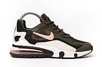 Кроссовки мужские  Nike  Air react 270 . Стильные мужские кроссовки.ТОП качество!!! Реплика, фото 1