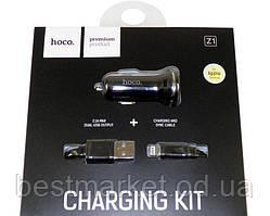 HOCO Z1 C КАБЕЛЕМ USB-LIGHTNING (ДЛЯ IPHONE, IPAD)