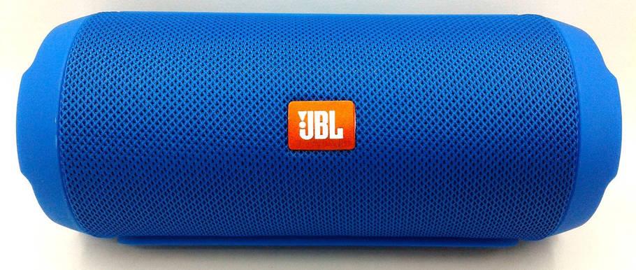 Bluetooth Колонка JBL Charge K3+ Blue (Реплика) Гарантия 3 месяца, фото 2