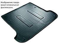Резиновый коврик  в багажник для Mitsubishi L200 (2007)