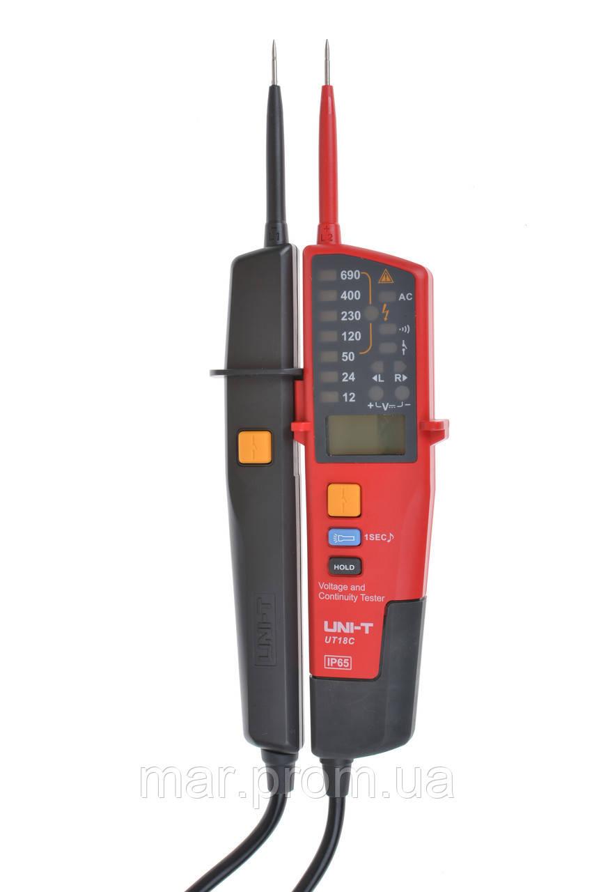 Цифровой вольтметр UNI-T UT-18C