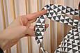 """Детский рюкзак """"Треугольники"""" , фото 6"""