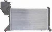 Радиатор охлаждения на MB Sprinter Cdi 2000-2006 — Nissens (Дания) — 62519A