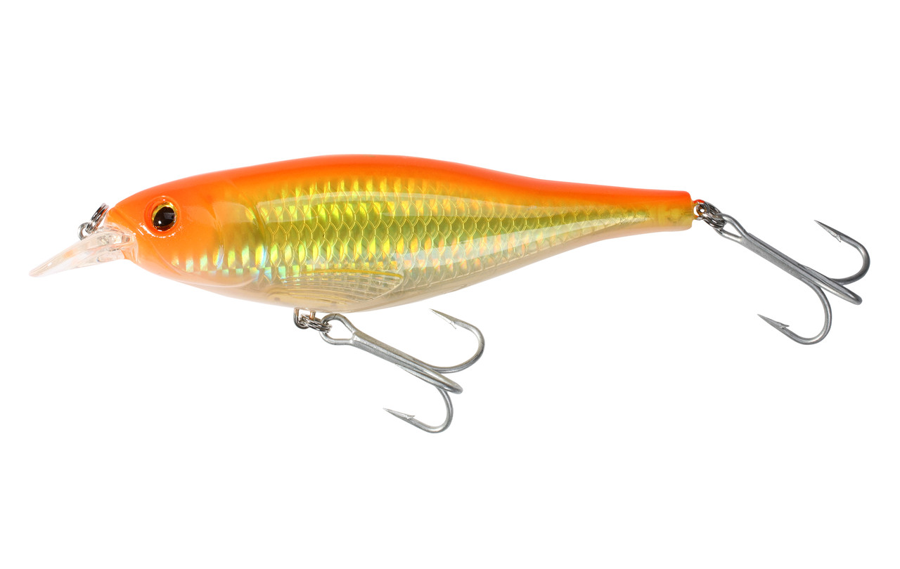 Воблер Mikado FH Paddle Fish 130мм 45гр цвет-08  FL