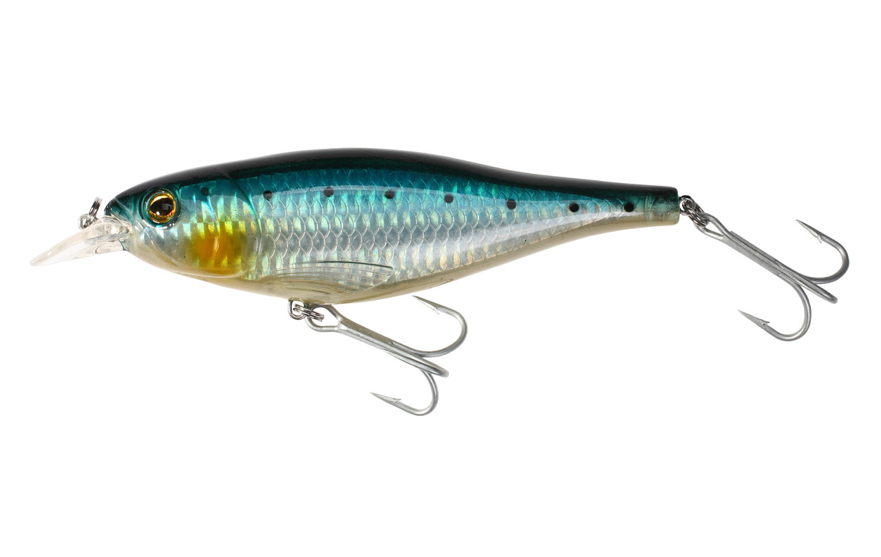 Воблер Mikado FH Paddle Fish 130мм 45гр цвет-06  FL