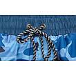 Пляжні шорти чоловічі мілітарі сині-183-03-1, фото 2