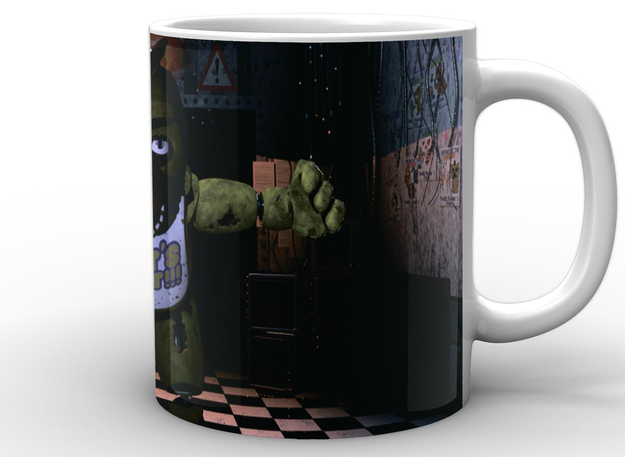 Кружка Five Nights At Freddy's Пять ночей с Фредди Чика FN.02.042