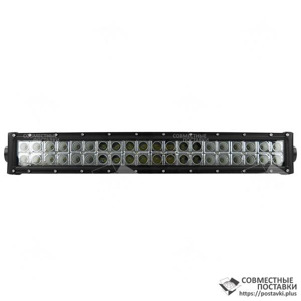 950-990330003 Фара додаткова LED 120W (40x3W CREE) планкоподібна, 8800lm, 9-32V (Combo)