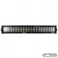 950-990330003 Фара додаткова LED 120W (40x3W CREE) планкоподібна, 8800lm, 9-32V (Combo), фото 1