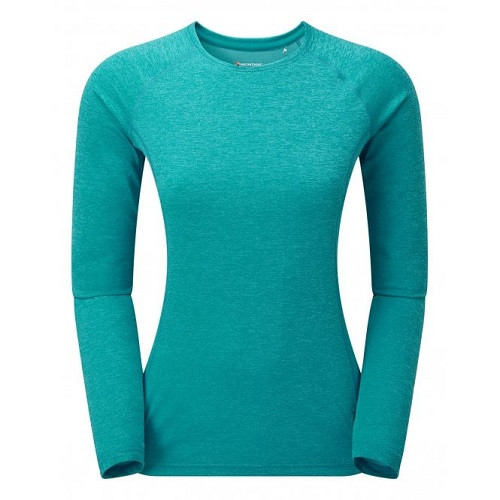 Футболка Montane Female Dart LS T-Shirt