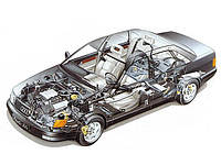 Audi 100 A6 C4 91-97г