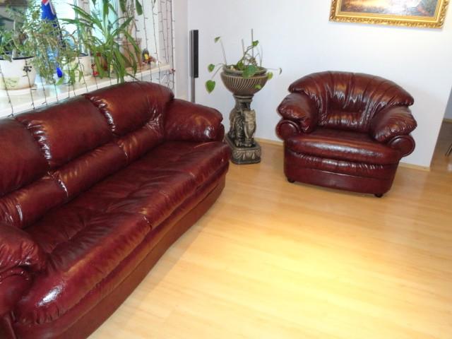 Перетяжка финской мягкой мебели