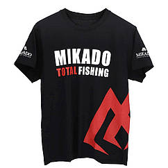 Футболка Mikado XXXL черная
