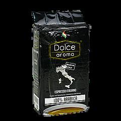 Кофе Dolce Aroma 100% ARABICA (мелена), 250г