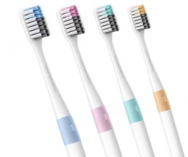 Зубная щетка Xiaomi Doctor B набор 4 шт
