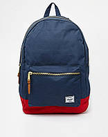 Рюкзак Herschel Supply - Settlement Twotone/Navy/Red Classic 21L