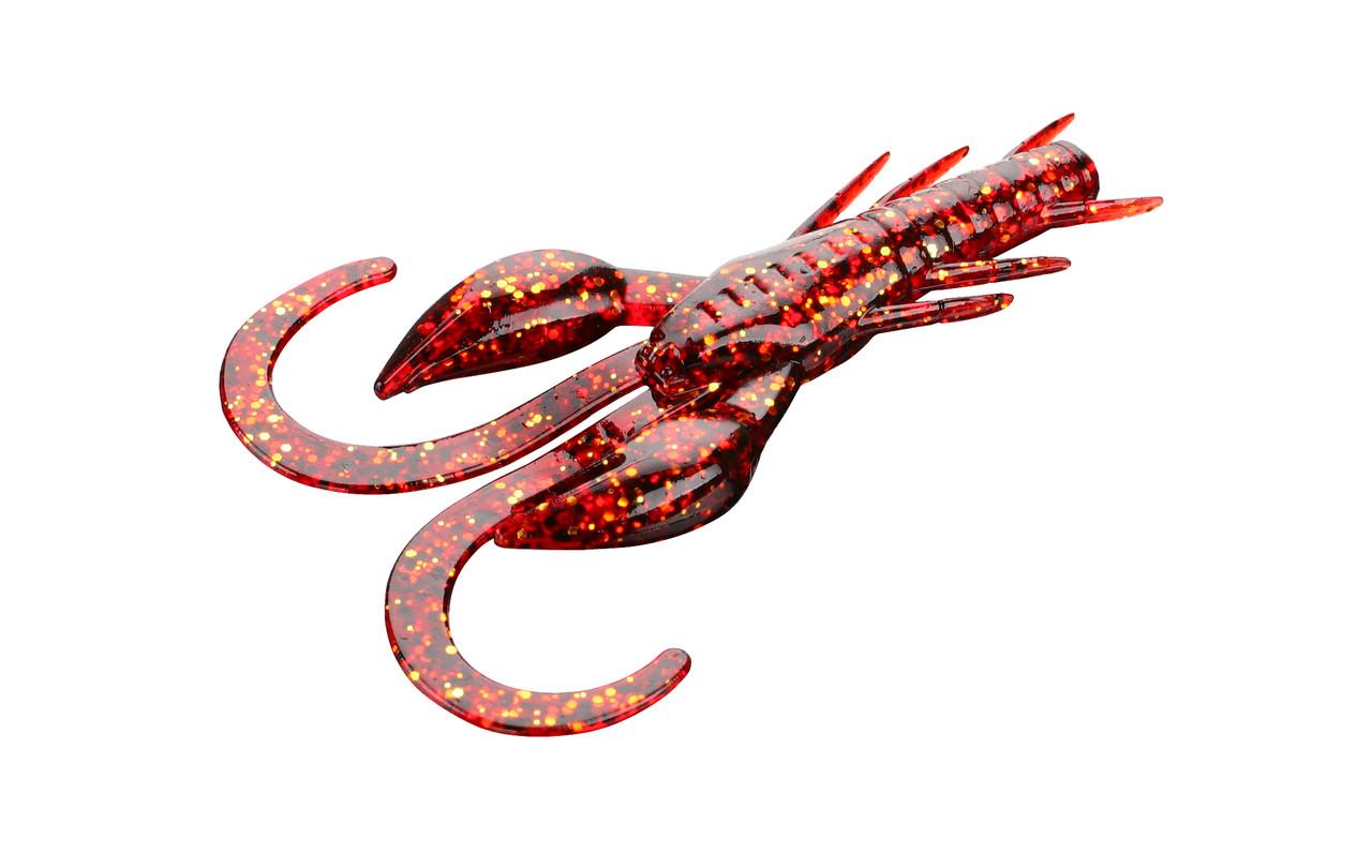 Силикон Mikado Angry Cray Fish (съедобный) 9см 2шт (цвет-557)
