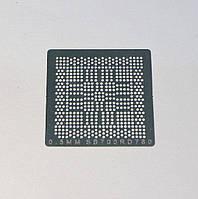 Трафарет прямого нагрева SB700, 215-0752001, 216-0674026 0.50mm