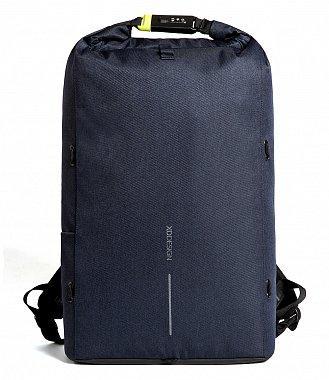 "Рюкзак антивор ""Bobby Urban Lite"" против кражи, синий, Оригинал, от голландского бренда XD Design"