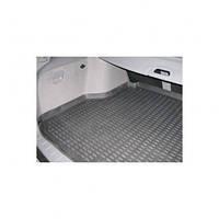 Резиновый коврик  в багажник для Mazda 3 SD (2013)