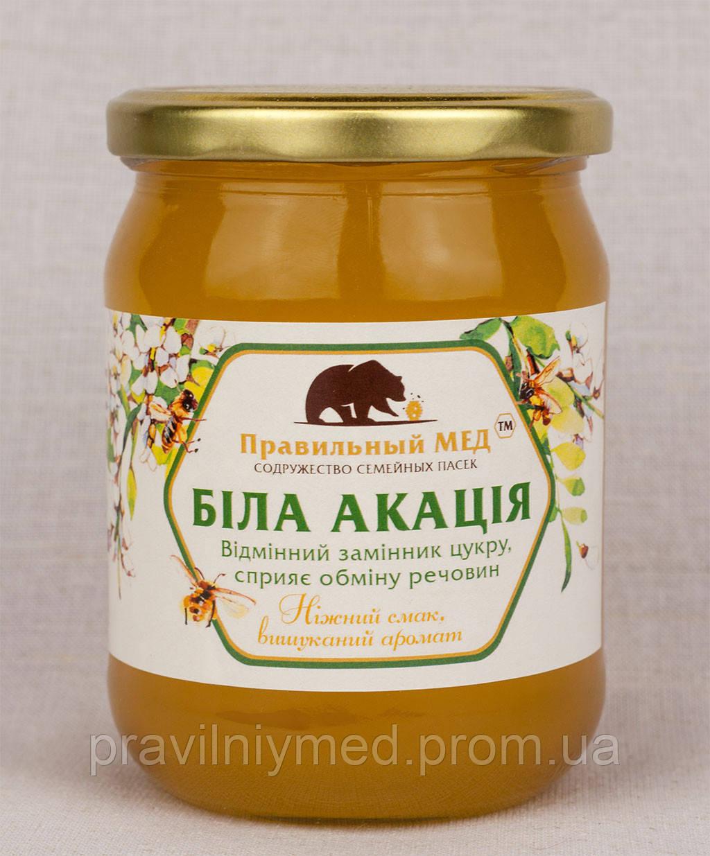 Мёд Акациевый. Натуральный Весенний Мед из Акации