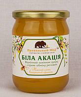 Мёд Акациевый. Натуральный Весенний Мед из Акации, фото 1
