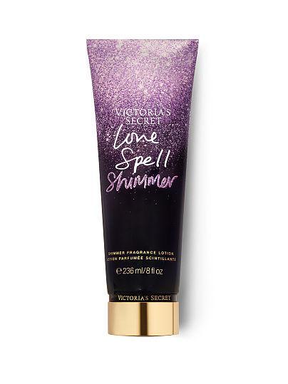 Лосьон для тела Love Spell Shimmer Victoria's Secret