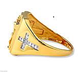 Роскошное кольцо перстень, фото 2