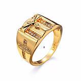 Роскошное кольцо перстень, фото 4
