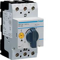 Автоматический выключатель для защиты двигателей Hager, Iуставки=20,0-25,0 А, 2,5М