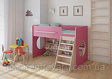 Детская кровать Легенда 22.1  в Киеве, натуральное дерево, качество, фото 3