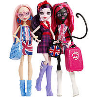 Набор Monster High Ghoulebrities in Londoom