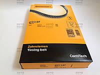 Комплект ремня ГРМ Conti CT1137K1 на ВАЗ 2170-2172, ВАЗ 1117-1119 (1.4 16V), фото 1