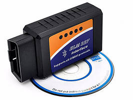 Диагностический сканер OBD2 Digital ELM327 Bluetooth