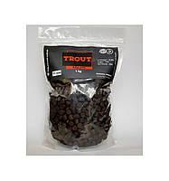 Пеллетс прикормочный TROUT (форель) 11 mm 1 kg
