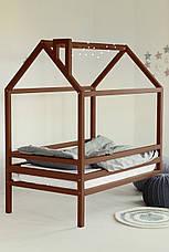 Детская кровать-домик Дрима Н в Киеве, натуральное дерево, качество, фото 2