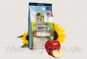 Корм Happy Cat (Хэппи Кэт)  Minkas Kitten сухой корм для котят 1.5 кг