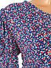 Яркое платье макси с укороченным рукавом 50-56 (в расцветках), фото 4
