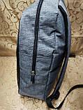 (46.5*30-большое)Рюкзак спортивный puma Мессенджер спорт городской стильный Школьный рюкзак только опт, фото 3