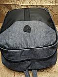 (46.5*30-большое)Рюкзак спортивный puma Мессенджер спорт городской стильный Школьный рюкзак только опт, фото 5