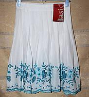 Брендовая юбка летняя ZARA для девочки.