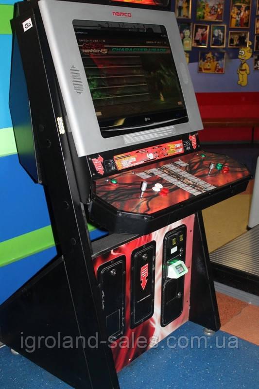 tekken игровой автомат