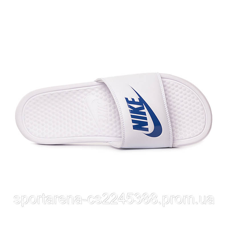 45db3389 Тапочки Nike Benassi JDI Slide 343880-102: продажа, цена в Днепре ...